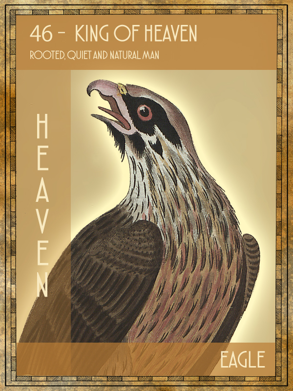 Animal Tarot Eagle
